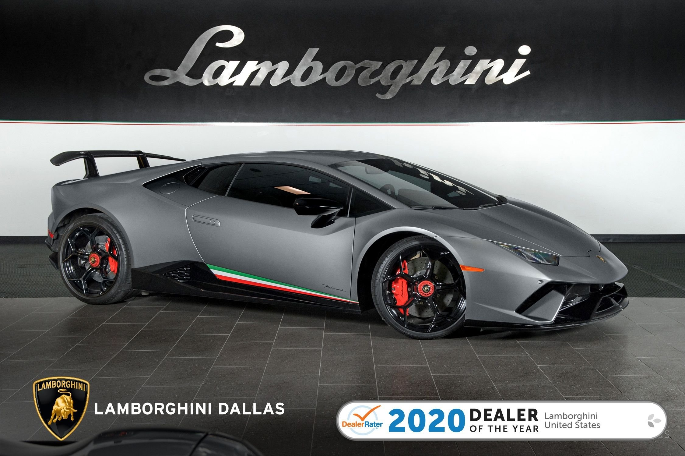 used 2018 Lamborghini Huracan Performante car, priced at $294,999