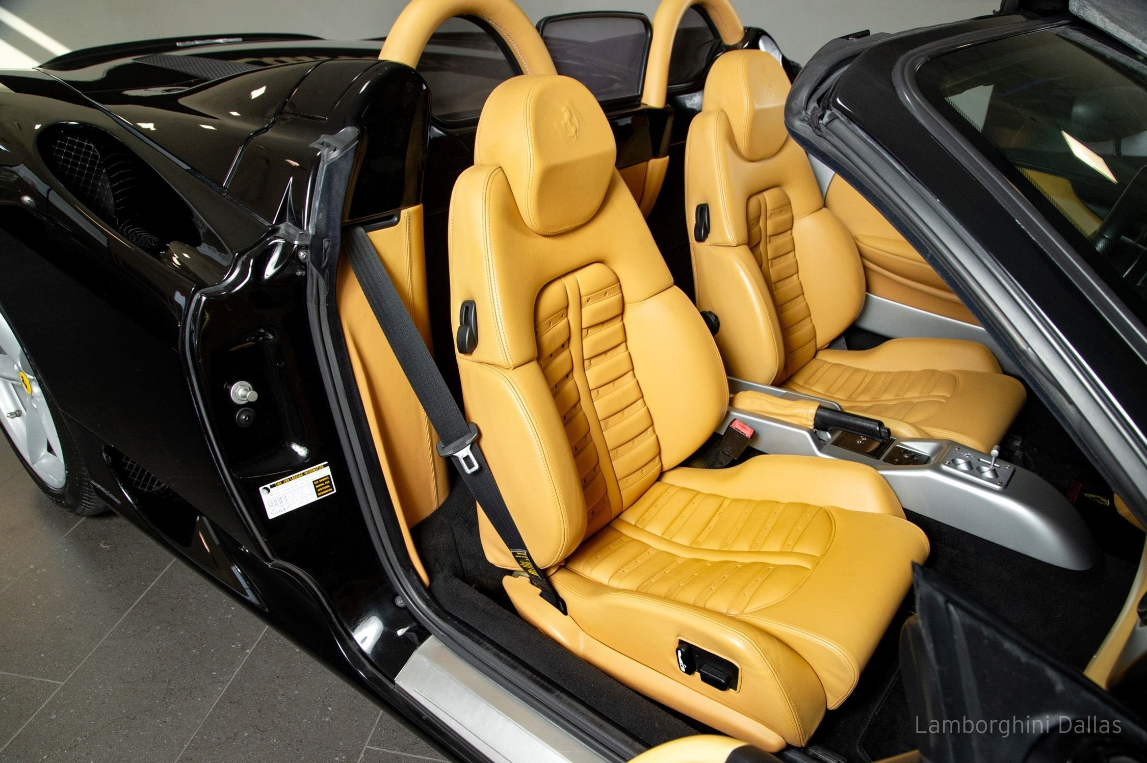 used 2004 Ferrari 360 Spider car, priced at $82,999