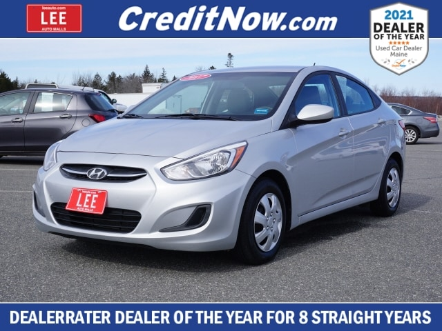 used 2017 Hyundai Accent car, priced at $13,995