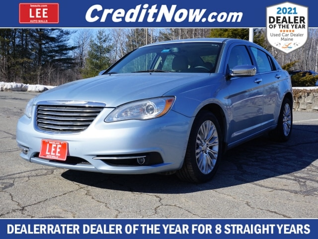 used 2012 Chrysler 200 car, priced at $13,995