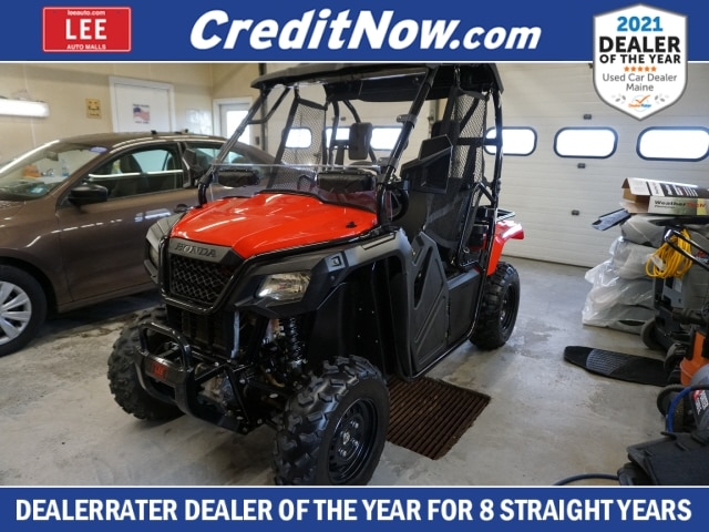 used 2020 Honda Pioneer 500 UTV car, priced at $14,888