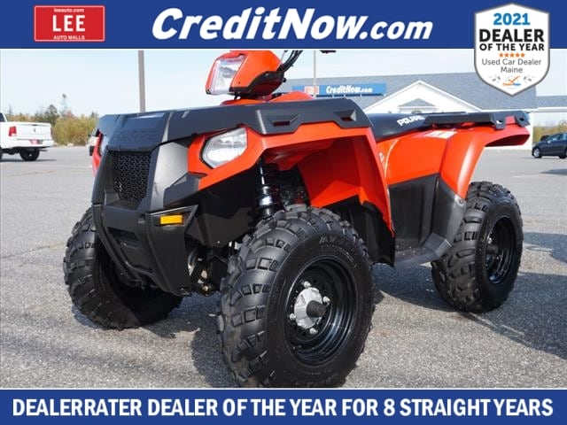 used 2013 Polaris Sportsman car, priced at $8,495