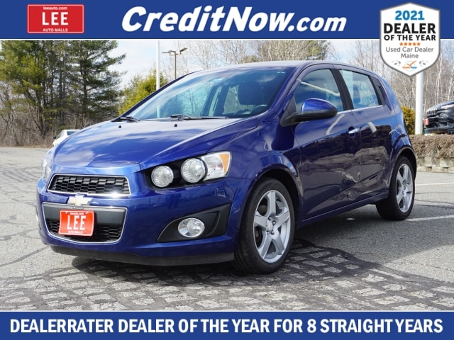 used 2013 Chevrolet Sonic car, priced at $13,995