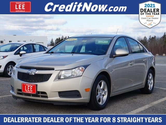 used 2014 Chevrolet Cruze car, priced at $14,995