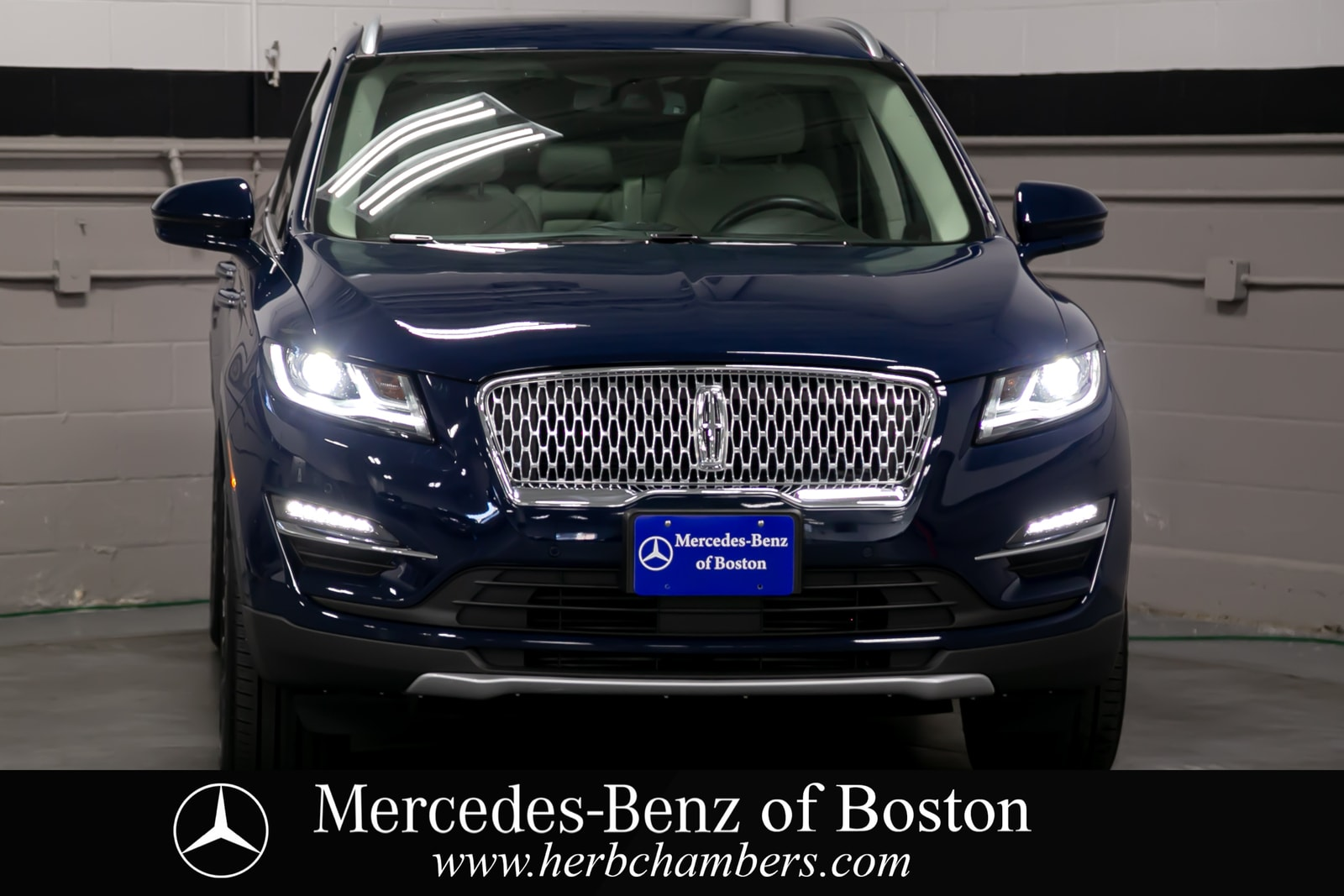 used 2019 Lincoln MKC car, priced at $33,998