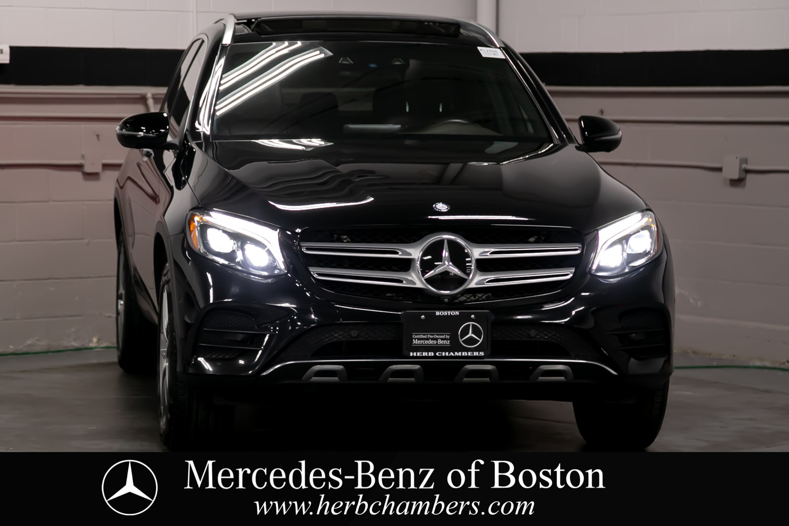 used 2017 Mercedes-Benz GLC 300 car, priced at $29,998