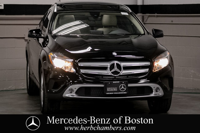 used 2017 Mercedes-Benz GLA 250 car, priced at $25,498