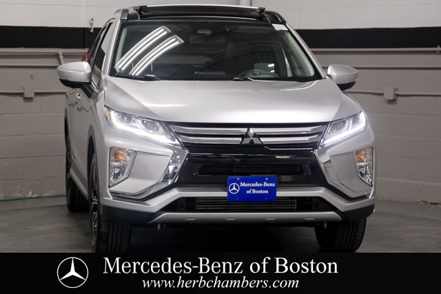 used 2018 Mitsubishi Eclipse Cross car, priced at $19,998