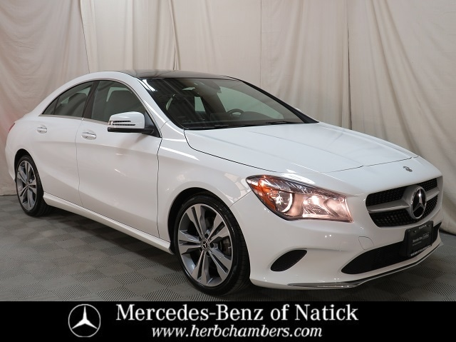 used 2019 Mercedes-Benz CLA 250 car, priced at $27,798