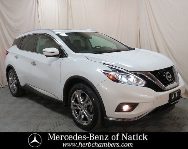used 2017 Nissan Murano car, priced at $22,998