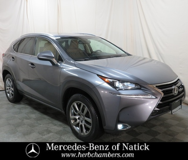 used 2015 Lexus NX 200t car, priced at $21,498