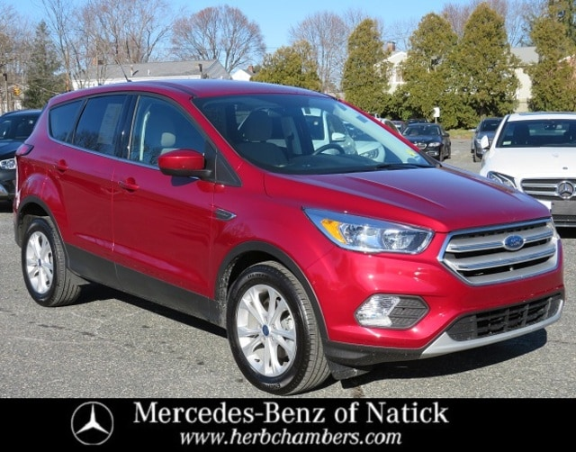 used 2019 Ford Escape car, priced at $16,798