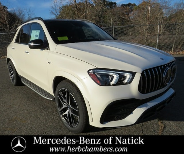new 2021 Mercedes-Benz AMG GLE 53 car, priced at $92,480