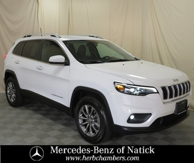 used 2019 Jeep Cherokee car, priced at $21,998