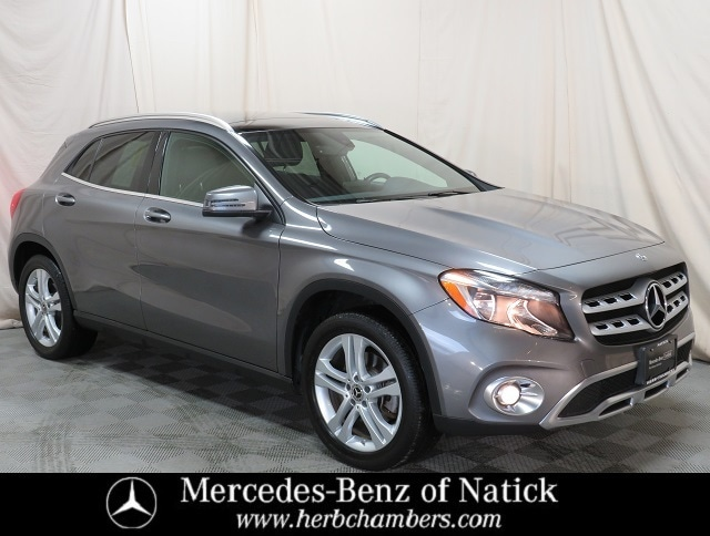 used 2018 Mercedes-Benz GLA 250 car, priced at $27,798