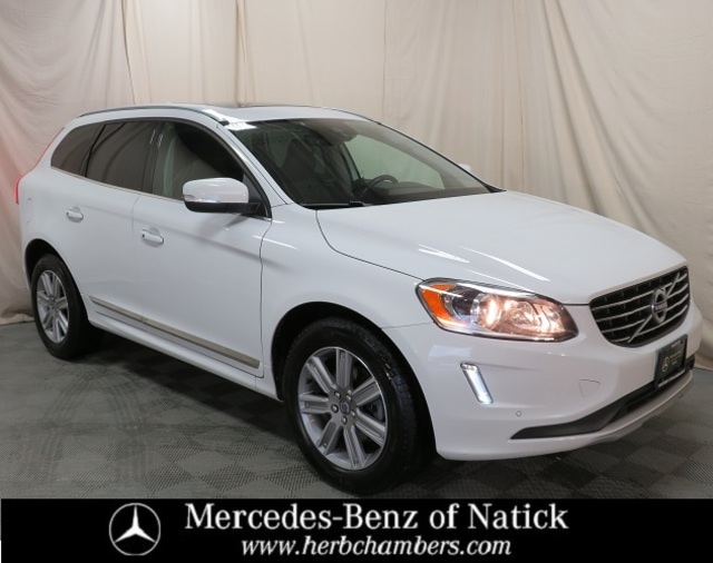 used 2016 Volvo XC60 car, priced at $18,498