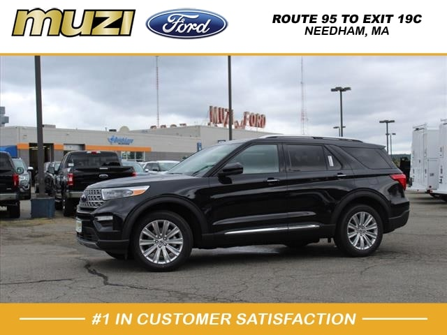new 2020 Ford Explorer car, priced at $52,640