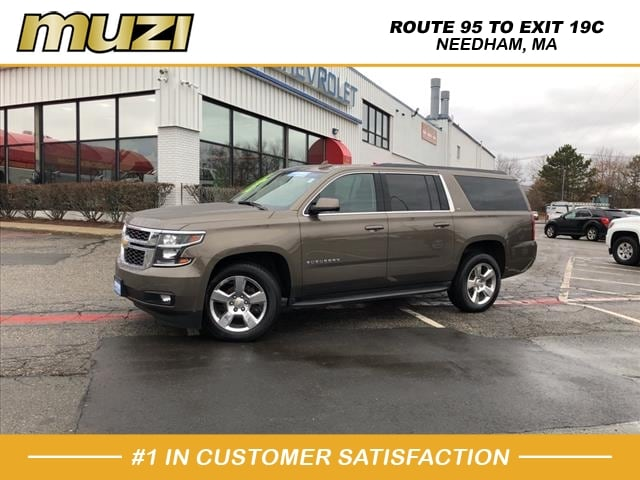 used 2016 Chevrolet Suburban car, priced at $35,898