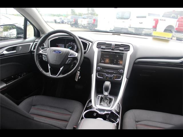 used 2016 Ford Fusion car, priced at $16,995
