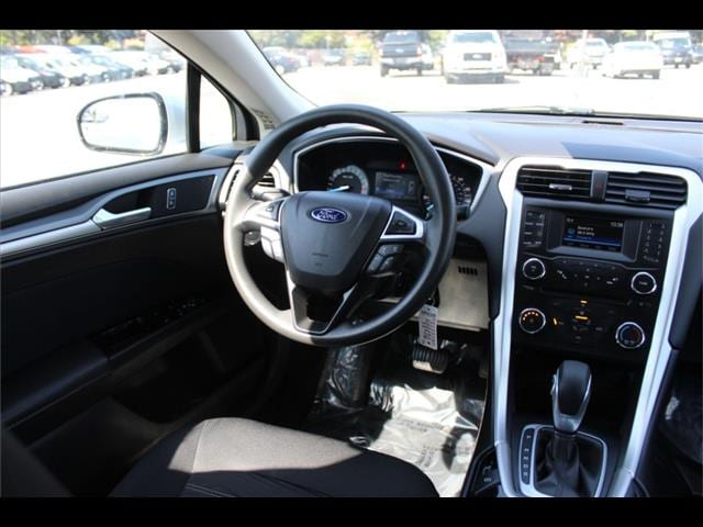 used 2016 Ford Fusion car, priced at $15,995