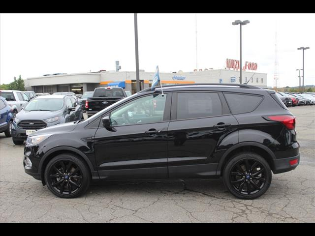used 2019 Ford Escape car, priced at $21,995