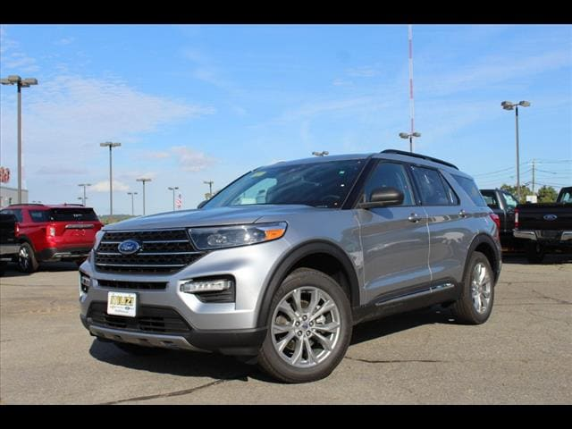 new 2020 Ford Explorer car, priced at $47,025