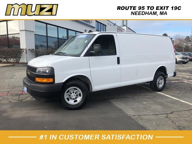 used 2019 Chevrolet Express Cargo car, priced at $25,898