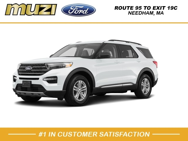 new 2020 Ford Explorer car, priced at $44,135