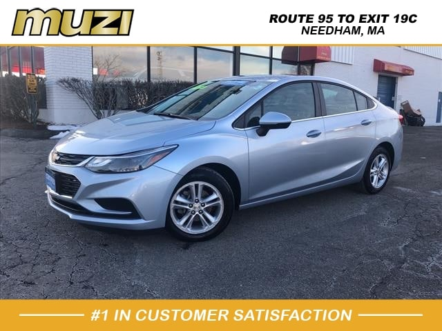 used 2017 Chevrolet Cruze car, priced at $15,898