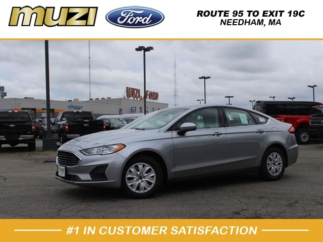 new 2020 Ford Fusion car, priced at $22,165