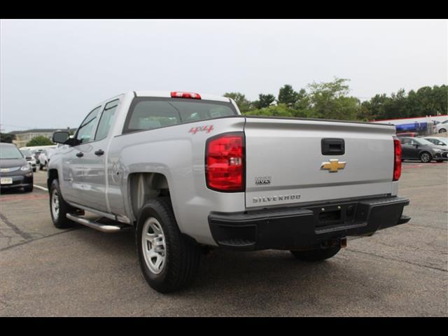 used 2016 Chevrolet Silverado 1500 car, priced at $27,633
