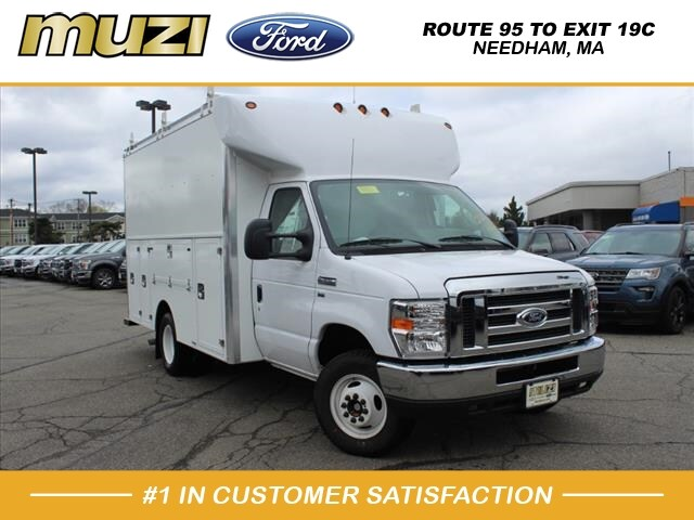 new 2019 Ford E-350 Cutaway car, priced at $50,696