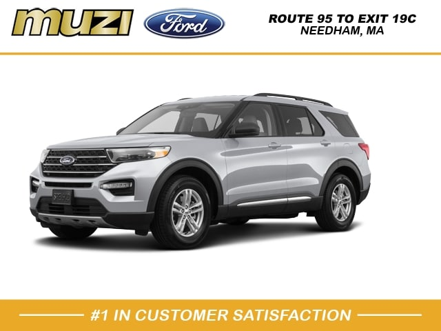 new 2020 Ford Explorer car, priced at $43,425
