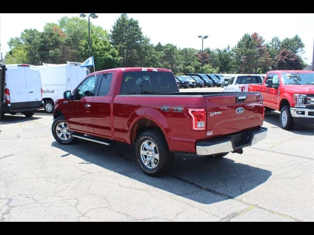 used 2016 Ford F-150 car, priced at $31,995