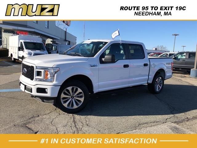 used 2018 Ford F-150 car, priced at $33,995