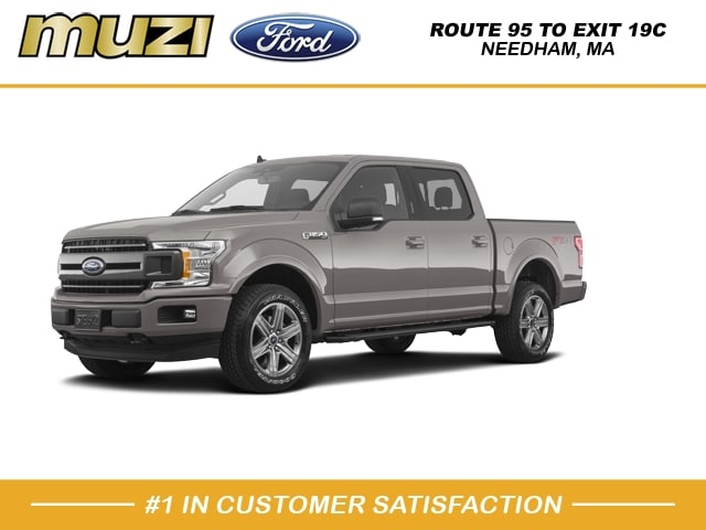 new 2020 Ford F-150 car, priced at $49,805