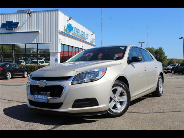 used 2016 Chevrolet Malibu Limited car, priced at $16,678