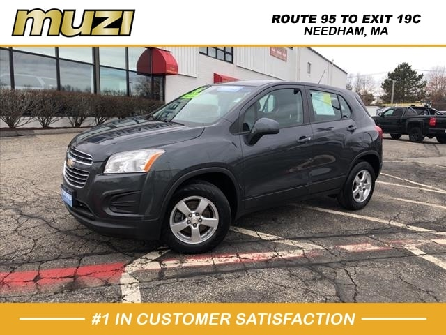 used 2016 Chevrolet Trax car, priced at $15,898