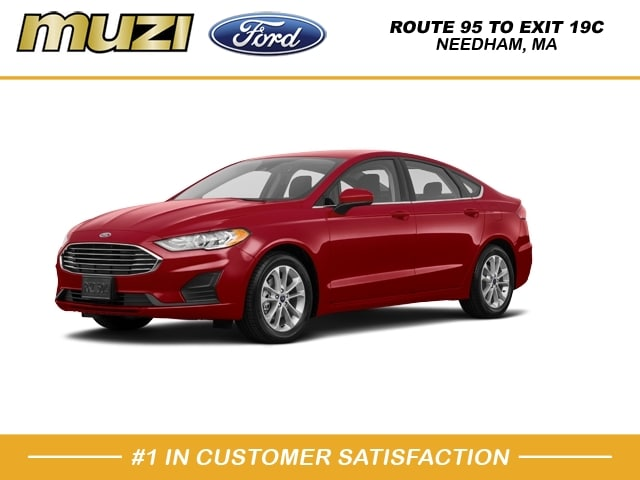 new 2020 Ford Fusion car, priced at $23,495