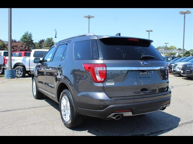 used 2018 Ford Explorer car, priced at $28,995