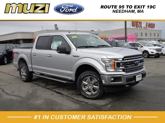 new 2018 Ford F-150 car, priced at $40,995