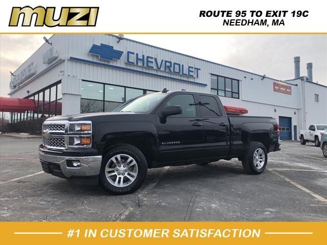 used 2015 Chevrolet Silverado 1500 car, priced at $27,378