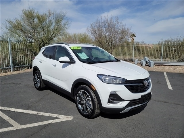 used 2020 Buick Encore GX car, priced at $22,564