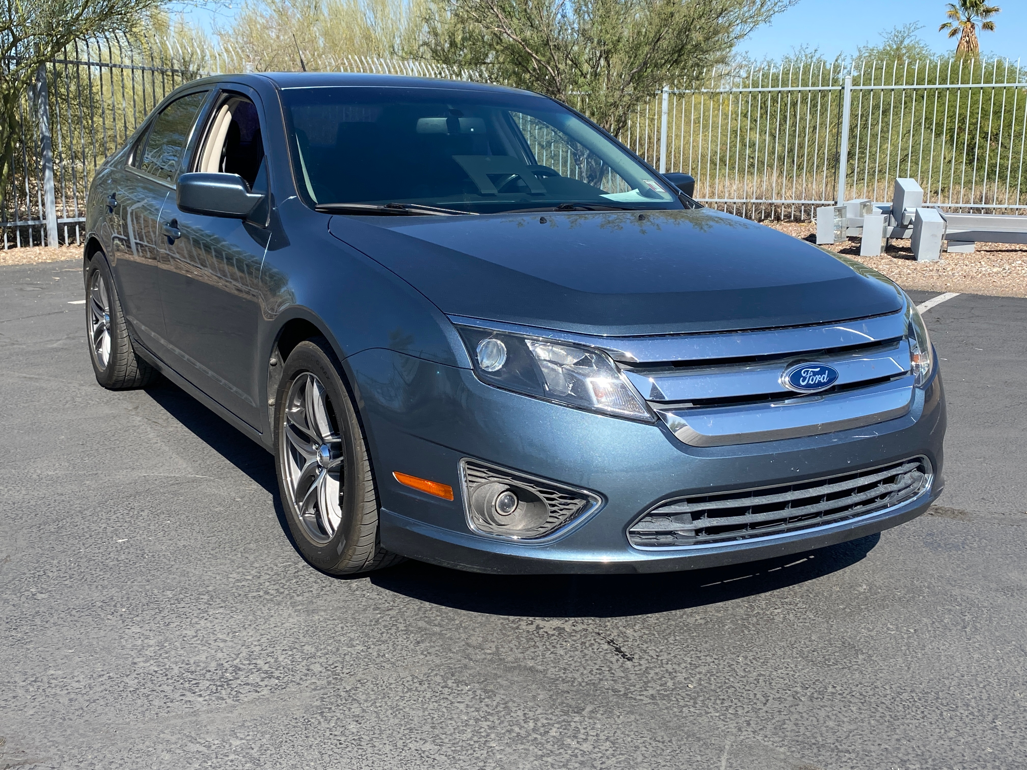 used 2011 Ford Fusion car, priced at $9,998