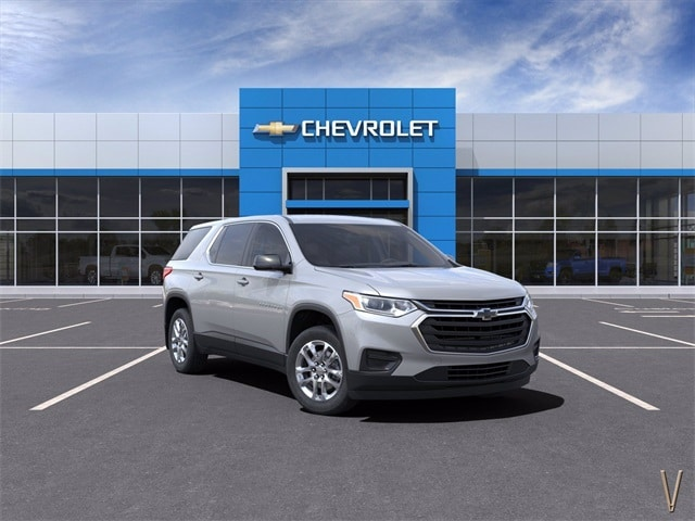 new 2021 Chevrolet Traverse car