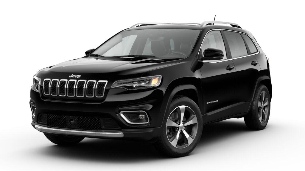 new 2021 Jeep Cherokee car, priced at $37,740